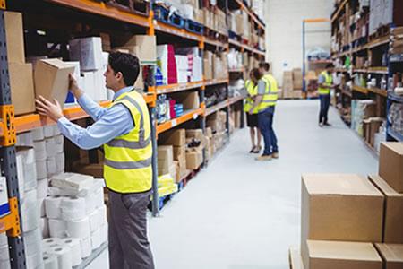Работа для комплектовщика товаров на складе