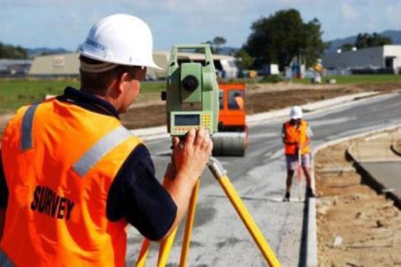 Работа для маркшейдера на строительстве дорог