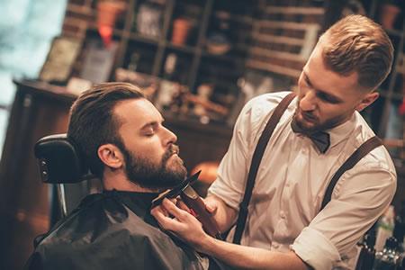 Работа для мужского парикмахера