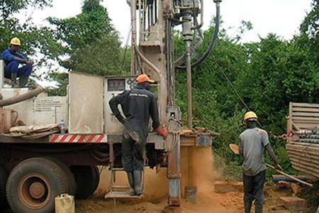 Работа для бурильщика скважин на воду