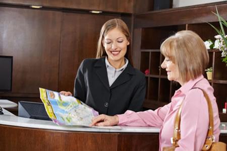 Работа для консьержа в отеле
