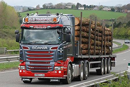 Работа для водителя лесовоза