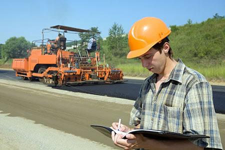 Работа для мастера по строительству дорог
