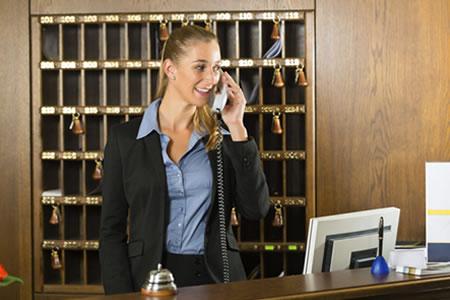Работа для администратора гостиницы