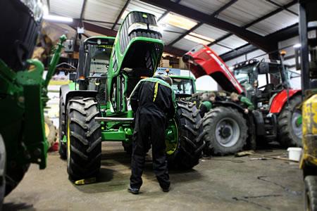 Работа для механика по обслуживанию сельскохозяйственной техники