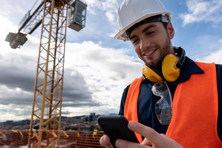 Работа в строительной компании
