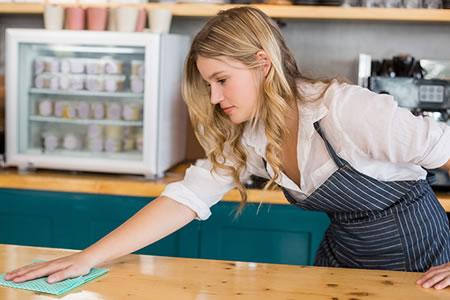 Работа для уборщицы ресторана при отеле