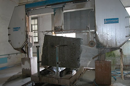 Работа на производстве изделий из камня и гранита