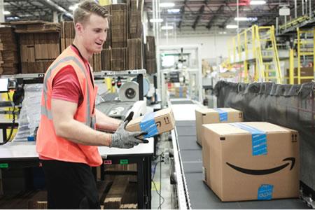 Работа на складе DPD сортировка посылок и товаров