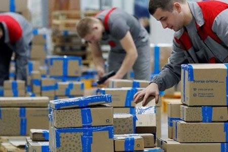 Работа для сортировщики посылок и товара на складе