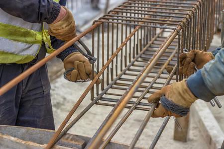 Работа для арматурщика на строительстве