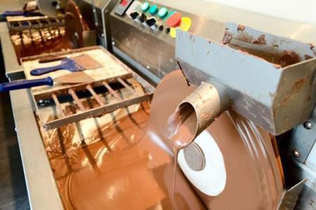 Работа для оператора линии приготовления шоколадной массы