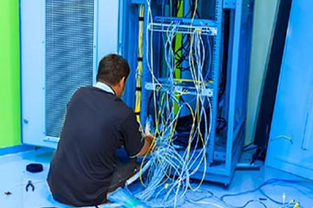 Работа для монтажника сетей слаботочных систем
