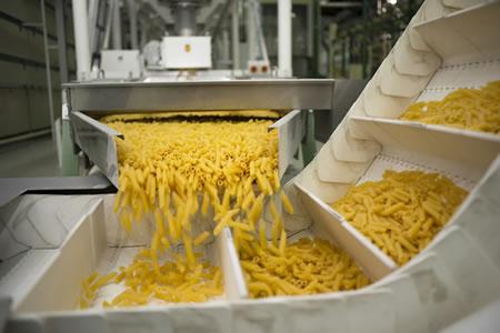 Работа на производстве макаронных изделий в Чехии