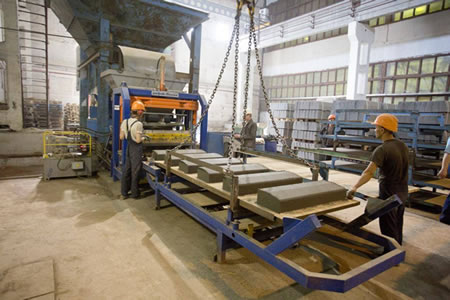 Работа для отделочника железобетонных изделий на производство