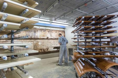 Работа для отделочника изделий из древесины